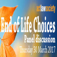 End of Life Choices – Event 30 March
